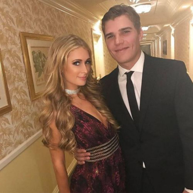 Is There A Romance Between Paris Hilton and Chris Zylka?