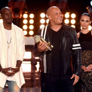 Vin Diesel Gave A Tribute To Paul Walker During This Year's MTV Movie & TV Awards