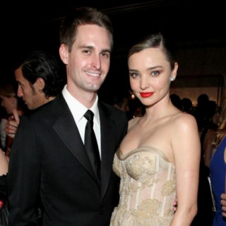 An Intimate Wedding Of Miranda Kerr And Evan Spiegel