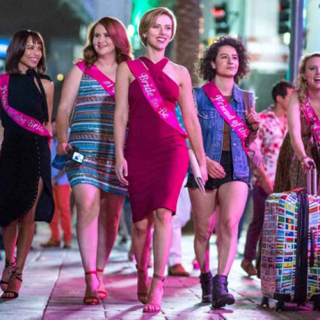 Killer Time Of Scarlett Johansson In New Rough Night Trailer