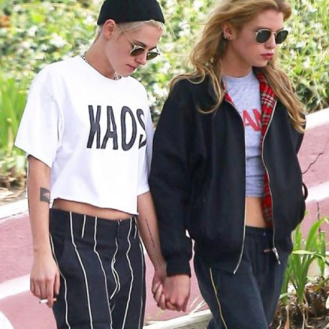 Kristen Stewart And Stella Maxwell Are Each Other Priorities