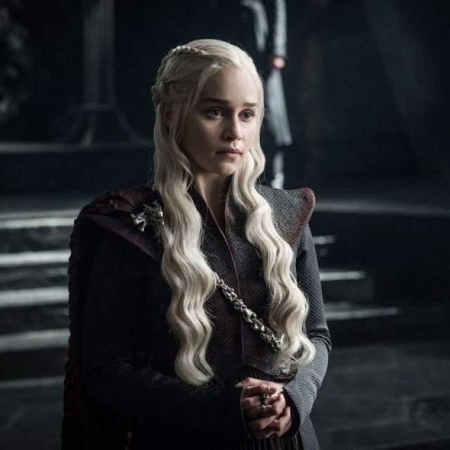 Emilia Clarke And Spoilers On Game of Thrones