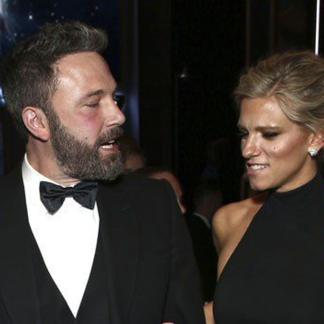 Ben Affleck Is Lindsay Shookus' Date to the 2017 Emmys