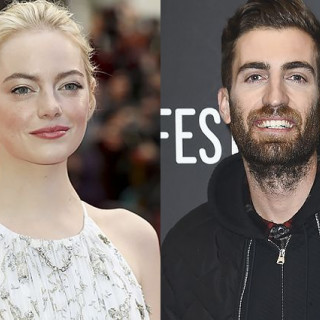 New love of Emma Stone is Dave McKerry