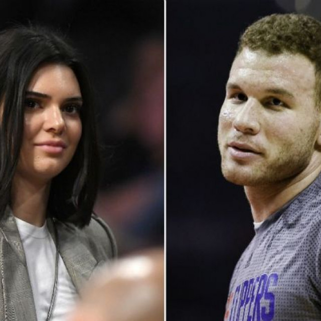 Kendall Jenner Cheers Her Boyfriend At Clippers Game