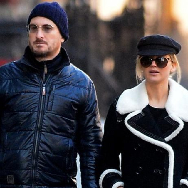 Jennifer Lawrence And Darren Aronofsky Got Caught Together Again
