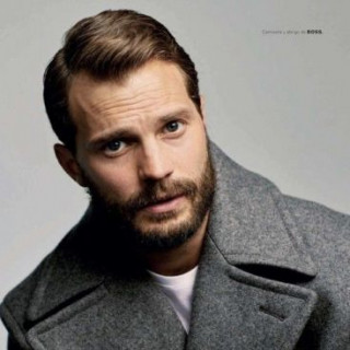 Jamie Dornan shot for the Spanish Esquire
