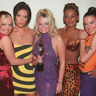 The Spice Girls concert tour without Victoria Beckham