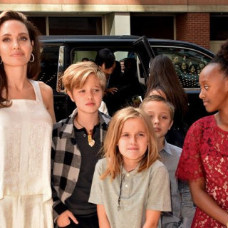Angelina Jolie's daughter is preparing to become a boy