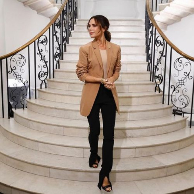 Victoria Beckham launches her own YouTube channel