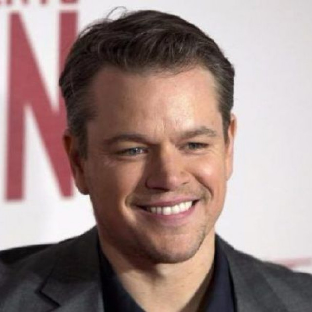 Matt Damon apologized for his words about harassment