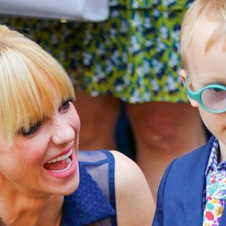 Destructive Cooking With Son Of Anna Faris
