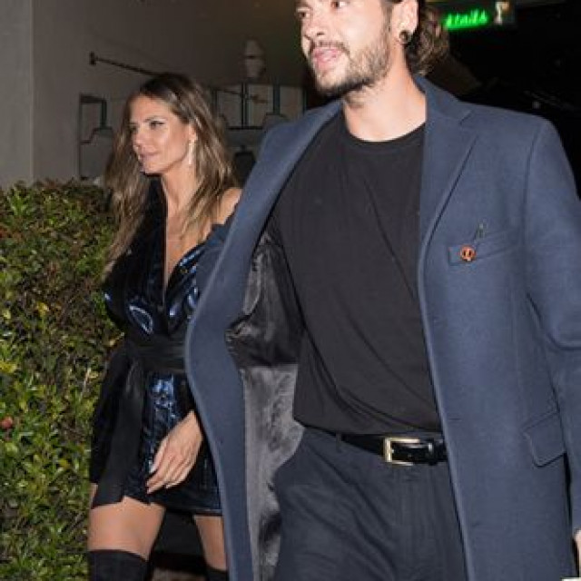 Heidi Klum's romance with Tom Kaulitz from Tokio Hotel