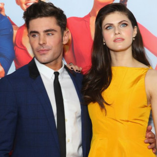 Zac Efron and Alexandra Daddario spend time together