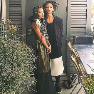 Will Smith's son likes to wear dresses