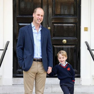 Prince William will call his son Jack