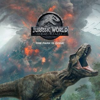 "The final trailer of the film ""Jurassic World: Fallen Kingdom"""