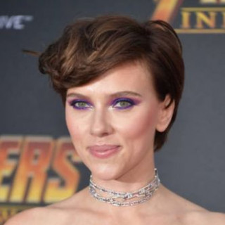The radically change for Scarlett Johansson
