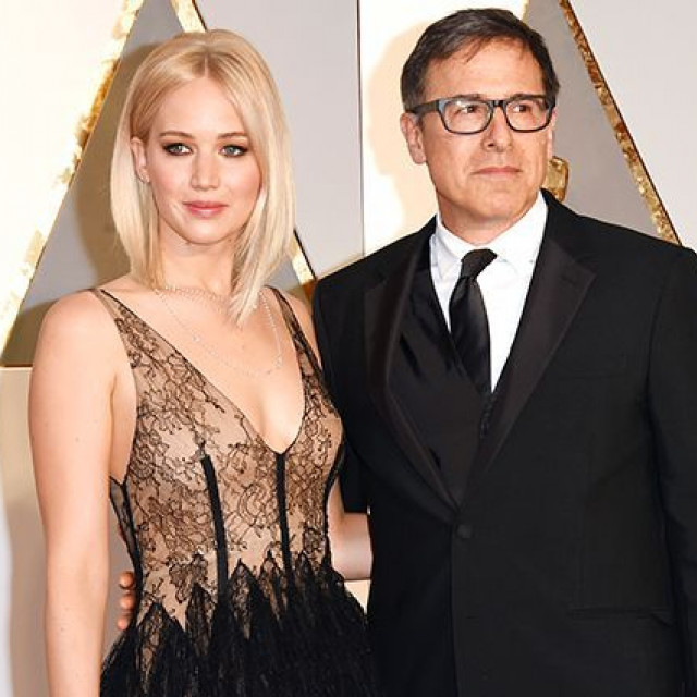 Is Jennifer Lawrence a new lover?