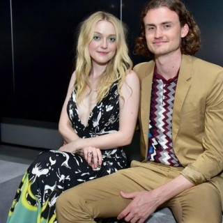 Dakota Fanning showed her boyfriend