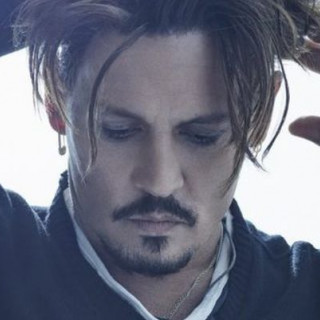 Johnny Depp changed the tattoo dedicated to Amber Heard