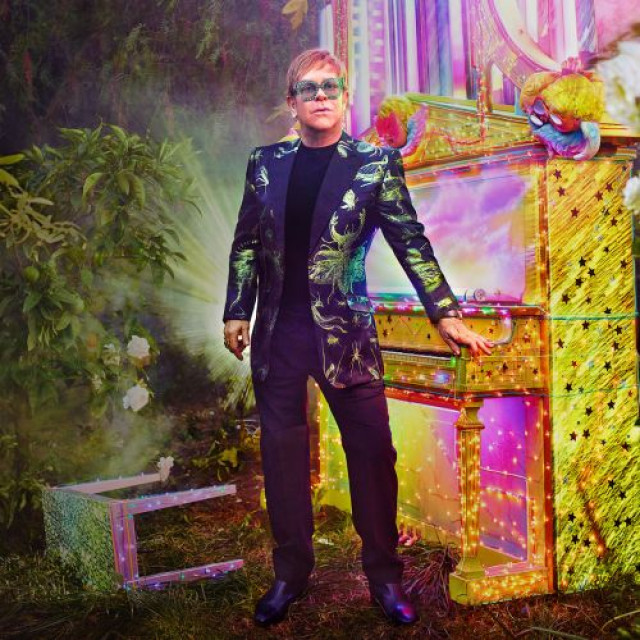 Elton John Texts Sold In New York