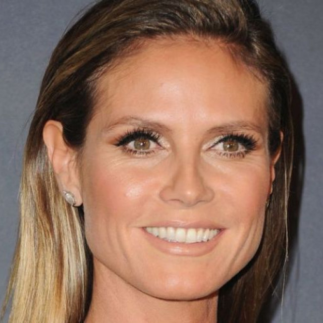 Heidi Klum got into an awkward situation