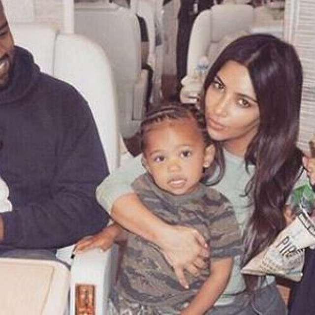 Kanye West made a surprise to Kim Kardashian