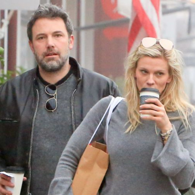Ben Affleck spends time with Lindsay Shookus
