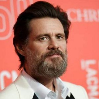Jim Carrey became interested in reading books