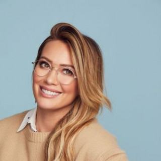Hilary Duff returned to filming