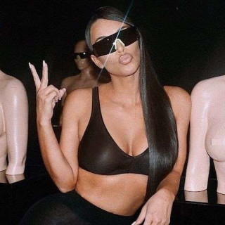 Kim Kardashian told about the theft a brand glasses from boutique