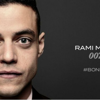 Rami Malek will play in Bond 25