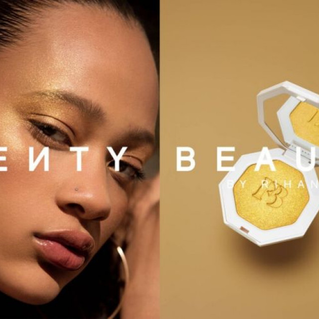 Rihanna and LVMH launch Fenty brand
