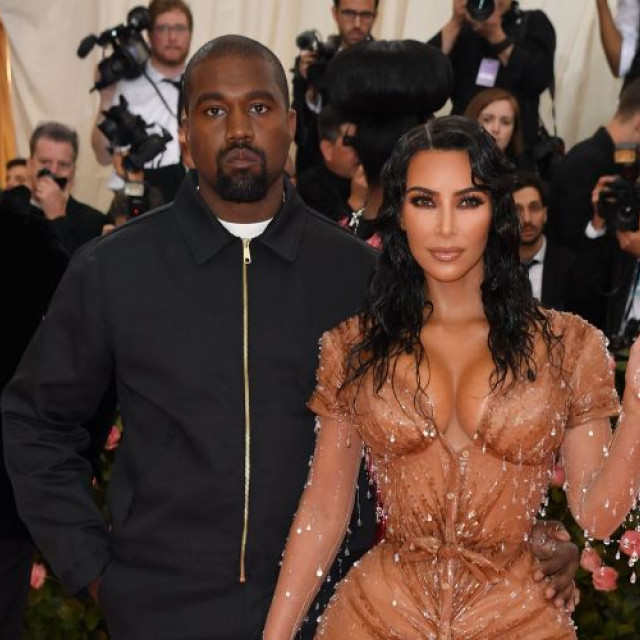 Kim Kardashian and Kanye West became parents for the fourth time
