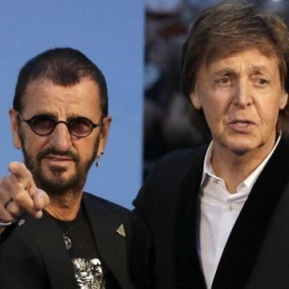 Ex-members of The Beatles are reunited to speak