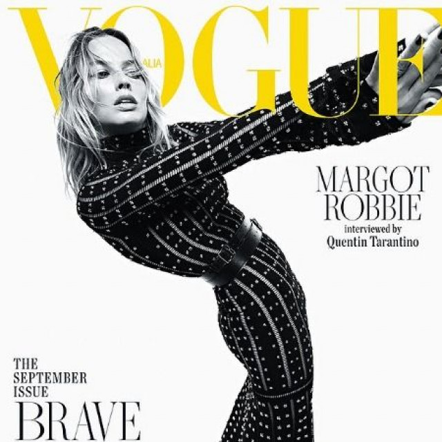 Margot Robbie believes in the magic of Hollywood