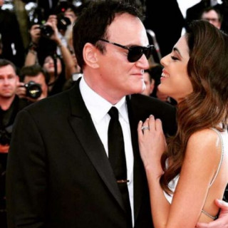 Quentin Tarantino will become a father for the first time
