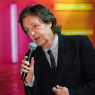 Paul McCartney's new book goes on sale
