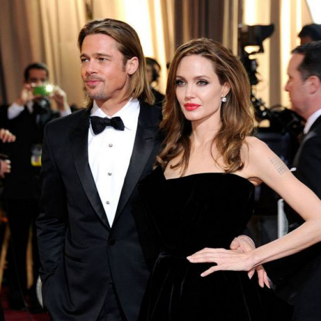 Angelina Jolie admitted that Pitt made her marry