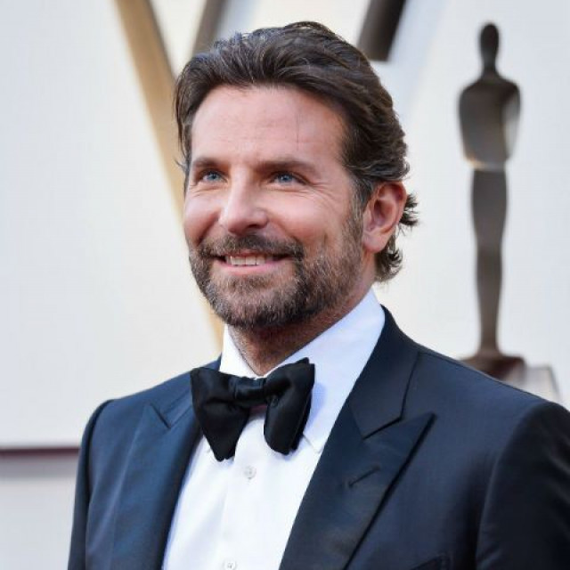 Bradley Cooper went out with his little daughter