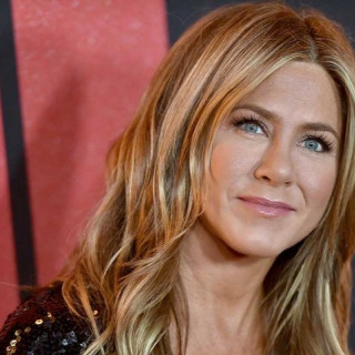 Jennifer Aniston was named the most popular actress on social media