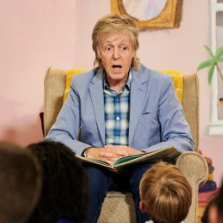 Netflix movie Paul McCartney children's book