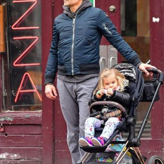 Bradley Cooper spent several days with his daughter