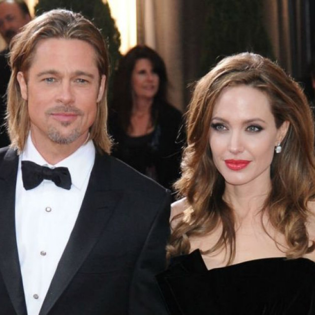 Angelina Jolie and Brad Pitt will work together
