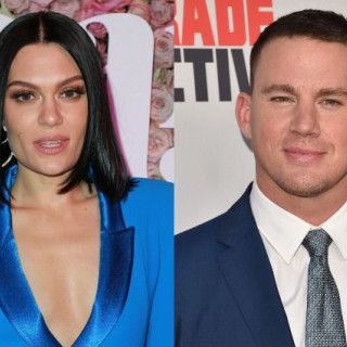 Jessie J and Channing Tatum are together again