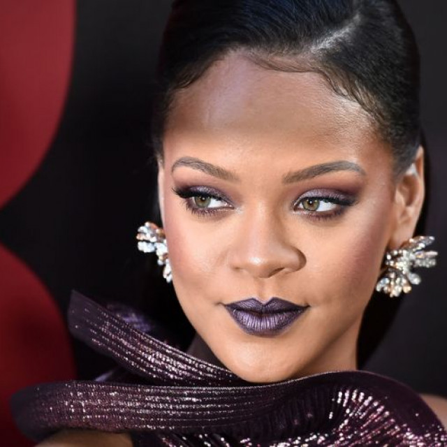 Rihanna was surprised by the spectacular attire at the NAACP Awards