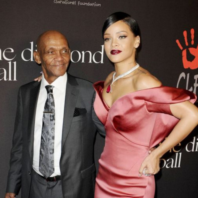 Rihanna's father told how his daughter saved him from the coronavirus