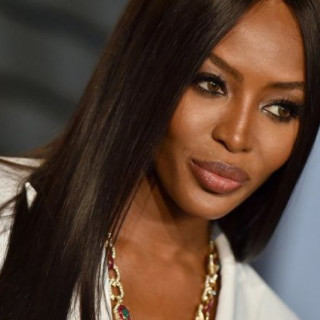 Naomi Campbell admitted that she eats once a day