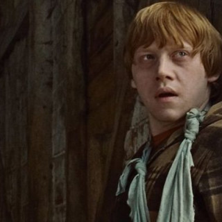 The Harry Potter star became a father